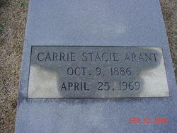 Carrie <i>Stacie</i> Arant