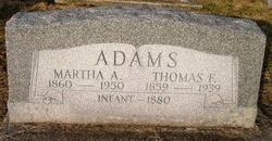 Thomas F. Adams