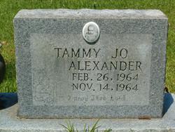 Tammy Jo Alexander