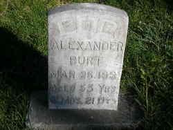 Alexander Burt, Jr