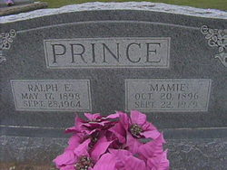 Ralph E Prince