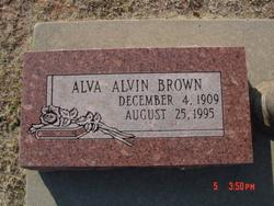 Alva Alvin Brown