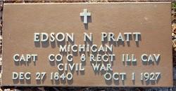 Edson N. Pratt