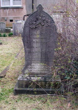 Rev Alexander Washington Marshall