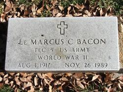 LeMarcus C. Bacon