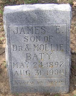 James E. Baty