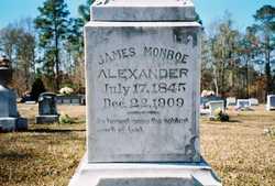 James Monroe Alexander