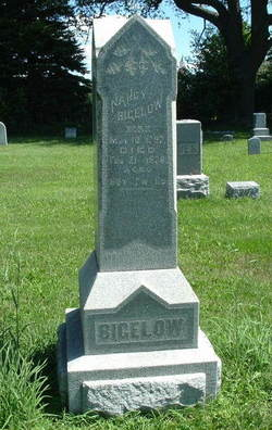 Nancy <i>Chilcott</i> Bigelow