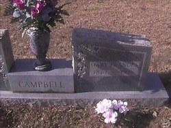 Mary Frances <i>Tanner</i> Campbell