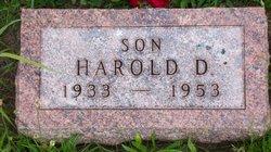 Harold D Carlson