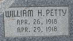 William Harvey Petty