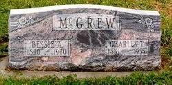 Charles T McGrew