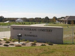 Missouri Veterans Cemetery at Bloomfield