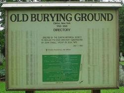 Old Clinton Burying Ground
