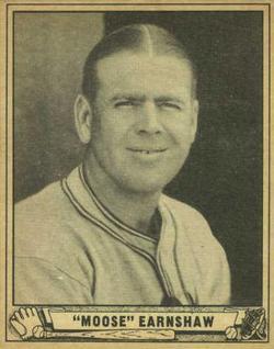 George Moose Earnshaw