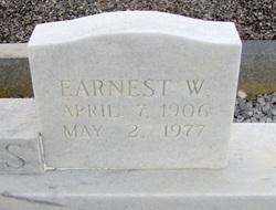 Earnest W Adams