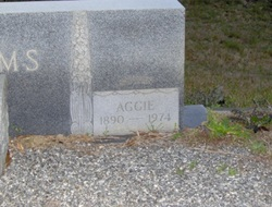 Aggie <i>Carter</i> Adams