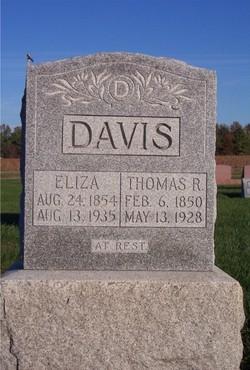 Eliza <i>Leming</i> Davis