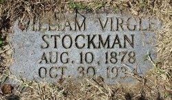 William Virgle Bud Stockman