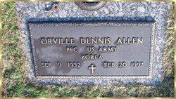 Orville Dennis Allen