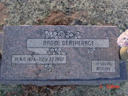 Naomi Deatherage