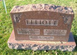 Robert Milton Elliott
