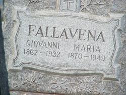 Maria <i>Orlandi</i> Fallavena