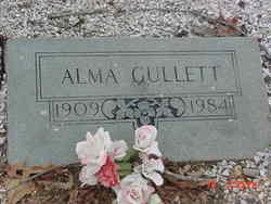 Alma Magnolia <i>Butler</i> Gullett