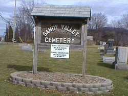 Sandy Valley Cemetery