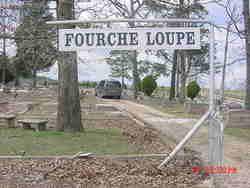 Fourche Loupe Cemetery