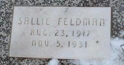 Sallie Feldman