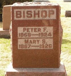 Mary S. <i>King</i> Bishop