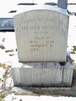 Julia <i>Walden</i> Williams