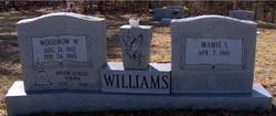 Woodrow Wilson Woody Williams