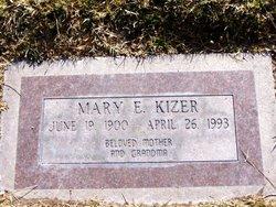 Mary Elizabeth <i>Gillis</i> Kizer