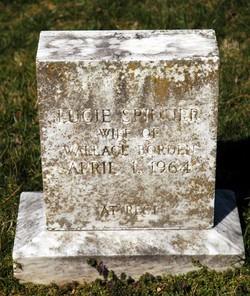 Lucie <i>Spinner</i> Borden