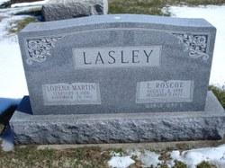 Lorena <i>Martin</i> Lasley