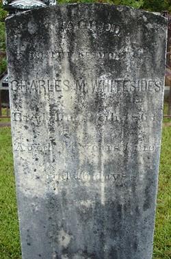Charles M.(Milton) Whitesides
