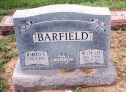 Betty Lou <i>Blakeman - Harrison</i> Barfield
