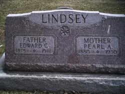 Edward C Lindsey