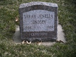 Sarah Jenella Lindsey