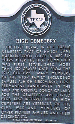 High Cemetery