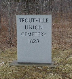Troutville Union Cemetery