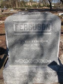 Elizabeth Jane <i>McGilvray</i> Ferguson