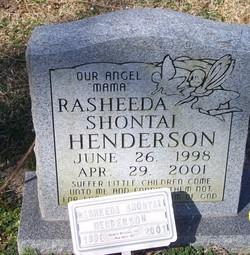 Rasheeda Shontai Henderson