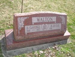 Harry Clarence Walton