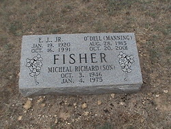 Evan Joshua Fisher, Jr