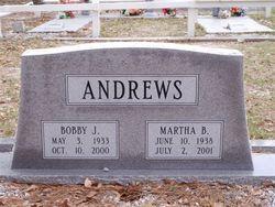 Martha B Andrews