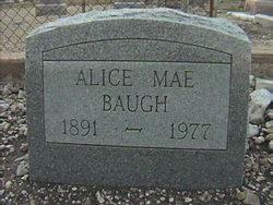 Alice Mae Baugh