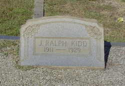 J. Ralph Kidd